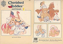 Designs by Gloria & Pat Cherished Teddies and Friends