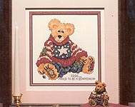 Stoney Creek Boyds Bears and Friends: Eddie -- Proud To Be A Bearmerican