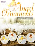 Annie's Cross Stitch Angel Ornaments