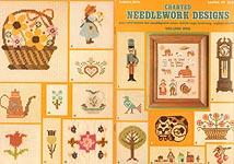 LA Charted Needlework Designs, Volume One