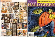 Just Cross Stitch Halloween -- 2016 Special Collector's Issue